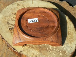 266 Vintage Wood Stand 5