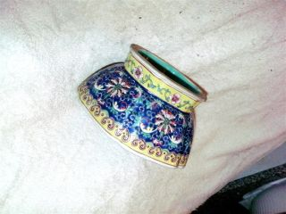 Enameled Bowl - Jiaqing1800 photo