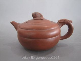 Excellent Chinese Yi Xing Zi Sha Teapot 3 photo
