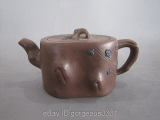 Excellent Chinese Yi Xing Zi Sha Teapot 2 photo