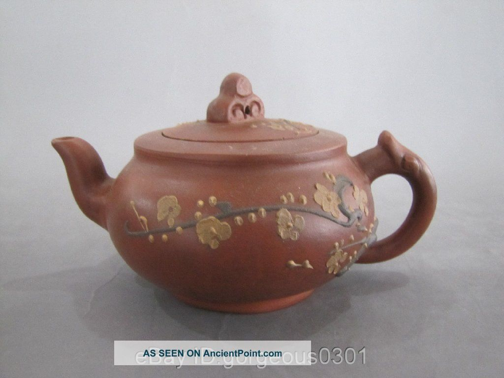 Excellent Chinese Yi Xing Zi Sha Teapot 1 Teapots photo