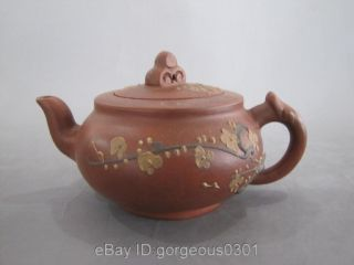Excellent Chinese Yi Xing Zi Sha Teapot 1 photo