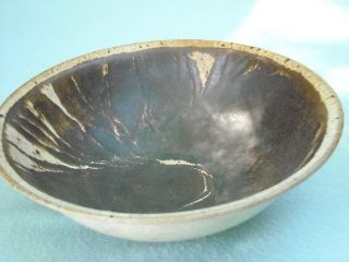 Chinese Rice Bowl Antique Vintage Oriental Signed photo