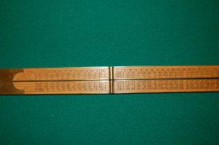 Rare Stanley No 82 Board Rule Fine Condition photo