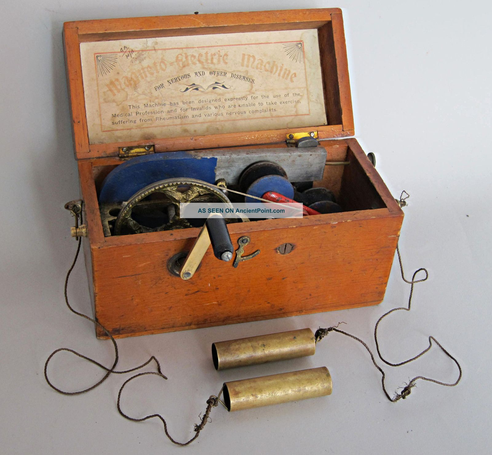 electric shock machine