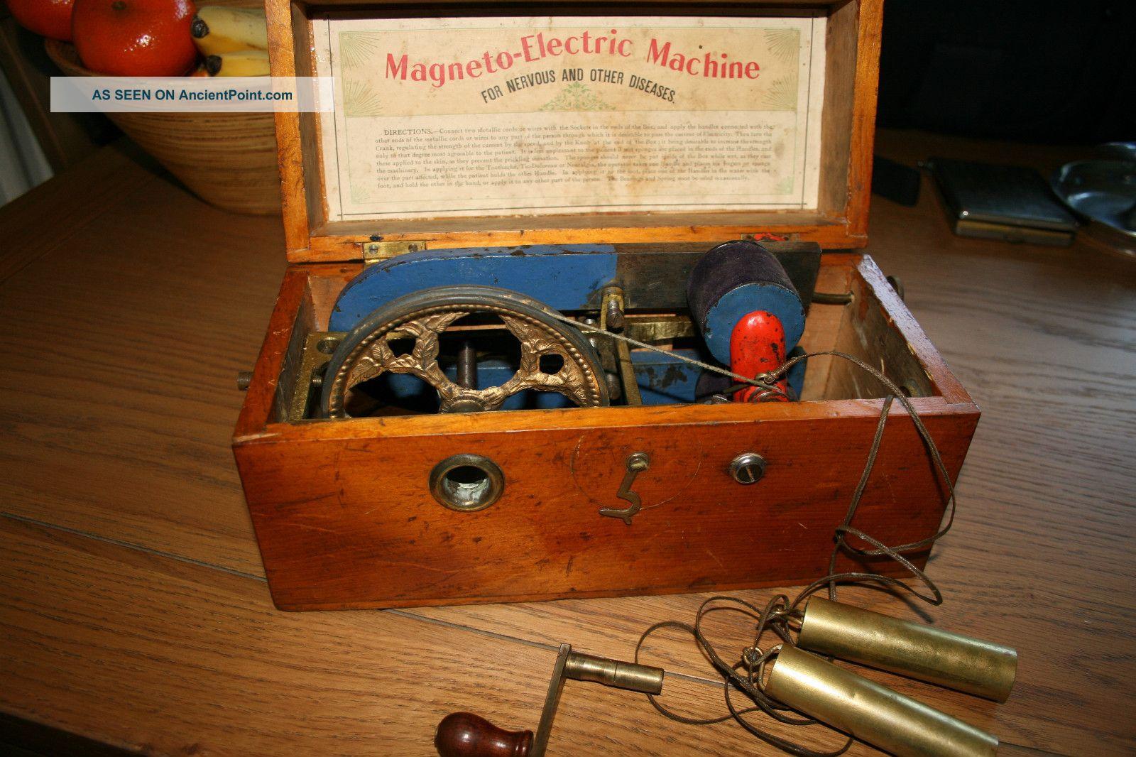 shock machine for