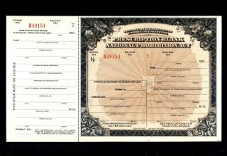Mint 1920s Prohibition Prescription & Rx Medicinal Drug Store Labels ~temperance photo