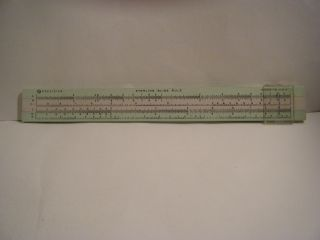 Sterling Slide Rule photo