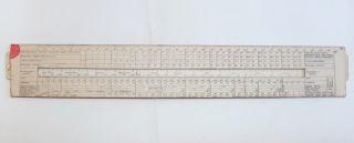 Antique Bulgarian Medical Nursing Pregnancy Slide Rule Device photo