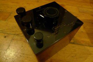Muirhead Decade Resistor Type A 26 E Vintage Lab Apparatus Bugin Wire Wound photo