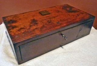 Antique Troemner Apothecary Or Balance Scale,  Complete With Weights photo