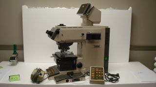 Olympus Vanox Ah - 2 Research Microscope photo