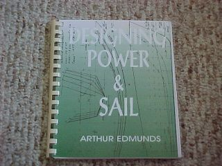 Designing Power & Sail By Arthur Edmunds New photo