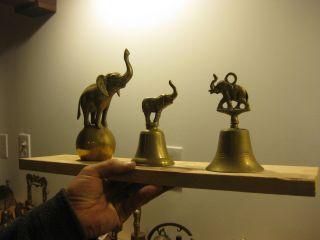 Antique Elephant Bells photo