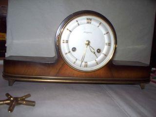 Dugena Chime Mantel Clock, photo