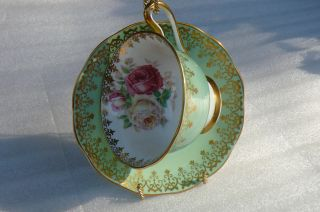 Vintage Royal Albert China Tea Cup And Saucer Registered photo