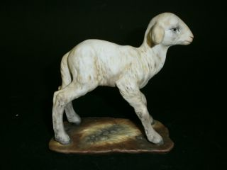 A Kaiser Porcelain Lamb By W.  Gawantka photo