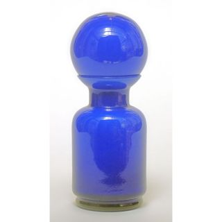 Cobolt - Blue Decanter Or Bottle Design Prob Scandinavian,  20th Mid Century Modern photo