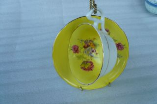 Vintage Royal Stafford Tea Cup And Saucer photo