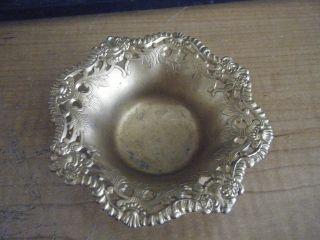 Vintage Metal Dish Occupied Japan photo