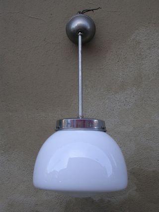 Bauhaus Lamp Shade 1930ties Dell Brandt Rare Design Kandem photo