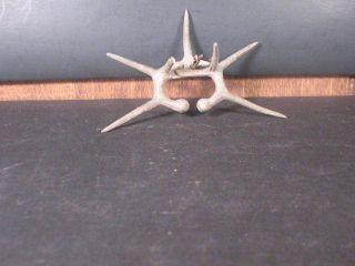 Antique Round Bull Nose Ring photo