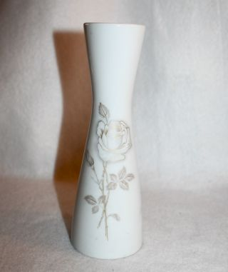 Antique Collectable Rosenthal Porcelain Vase Circa 1950 photo