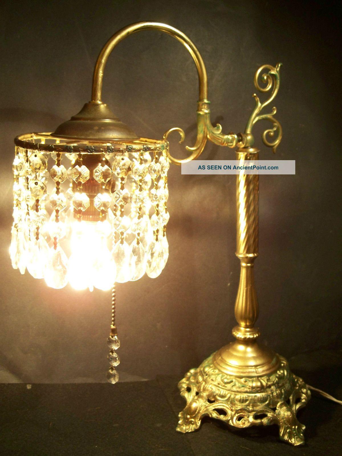 Victorian Table Lamps : Victorian desk lamps creativity yvotube