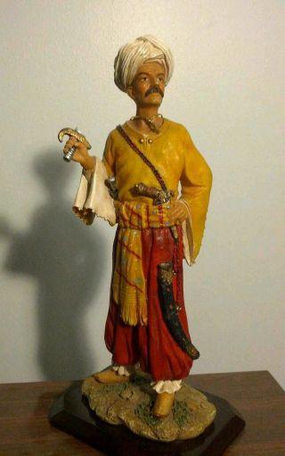 Di ' Caprio Statue photo