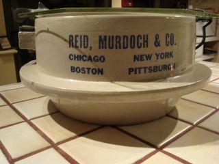 Reid,  Murdoch And Co.  Pickle Crock photo