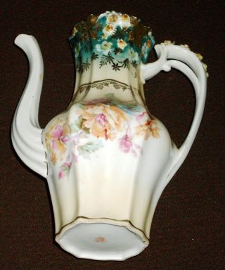 Tea Pot Or Cocoa Pot Over 100 Years photo