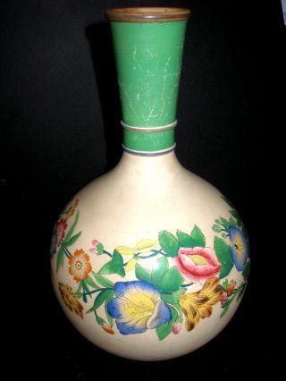 Italy Pompeii 1 3 1457 Enamelled Pottery Vase Fine Ancient Vase Found Copy photo