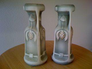 Royal Wettina Vases - Made In Austria photo