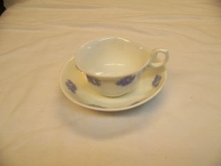 Antique Grandmothers Ware Chelsea Tea Cup And Saucer photo