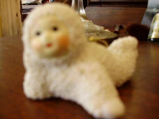 Antique German Snowbaby photo