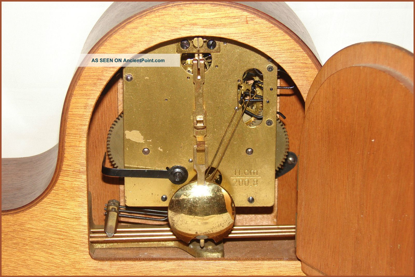 Junghans Mantle Clock Identification Pictures To Pin On