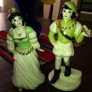 Ceramic Arts Studio 1940 ' S Figurines By Betty Harrington photo