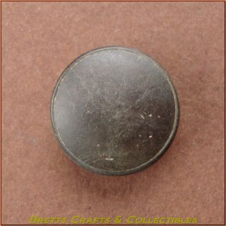 Vintage - 18th Century (1714+) Georgian Button - Plain Disc 9a photo