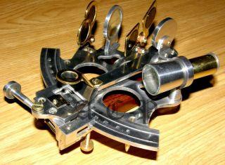 Aluminium Sextant 6