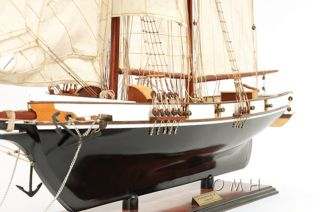 Harvey Baltimore Clipper Wood Model Ship 31