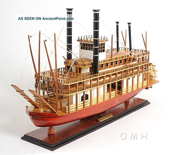 Paddle Boat Models