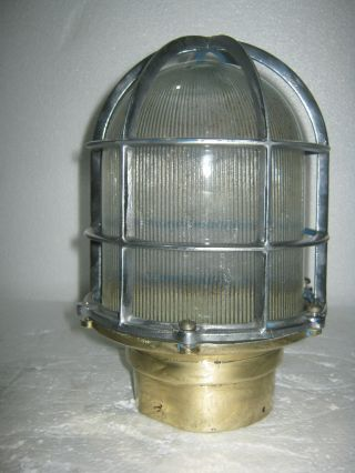 Massive Large - Cieling Type Passage Way Lamp photo