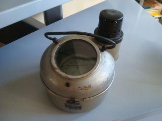 Russian Marine Brass Compass 75mm 1974\ussr photo