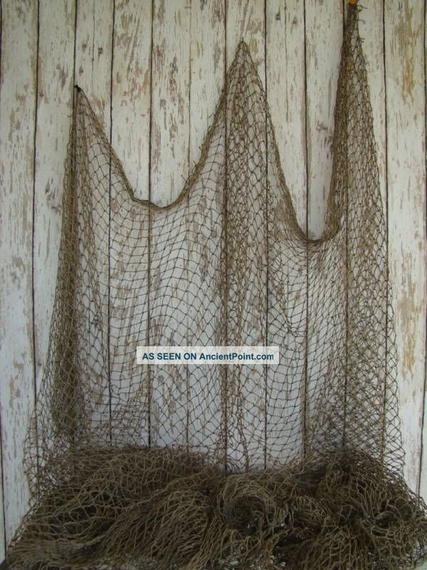 Authentic Fishing Net 5 X5 Fishnet Decor Netting