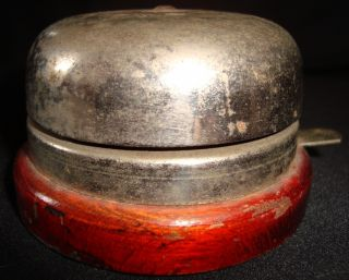 Old Vintage Table Bell From Germany 1930 Very Rare photo