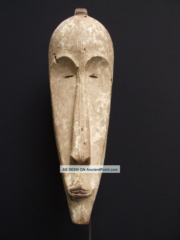 African Fang Tribal Mask
