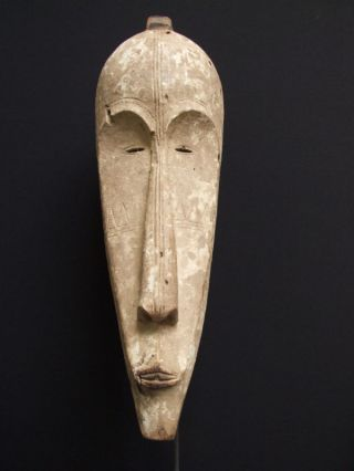 African Tribal Fang Mask photo