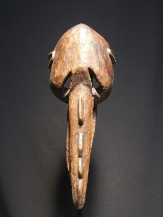 African Tribal Dogon Mask photo