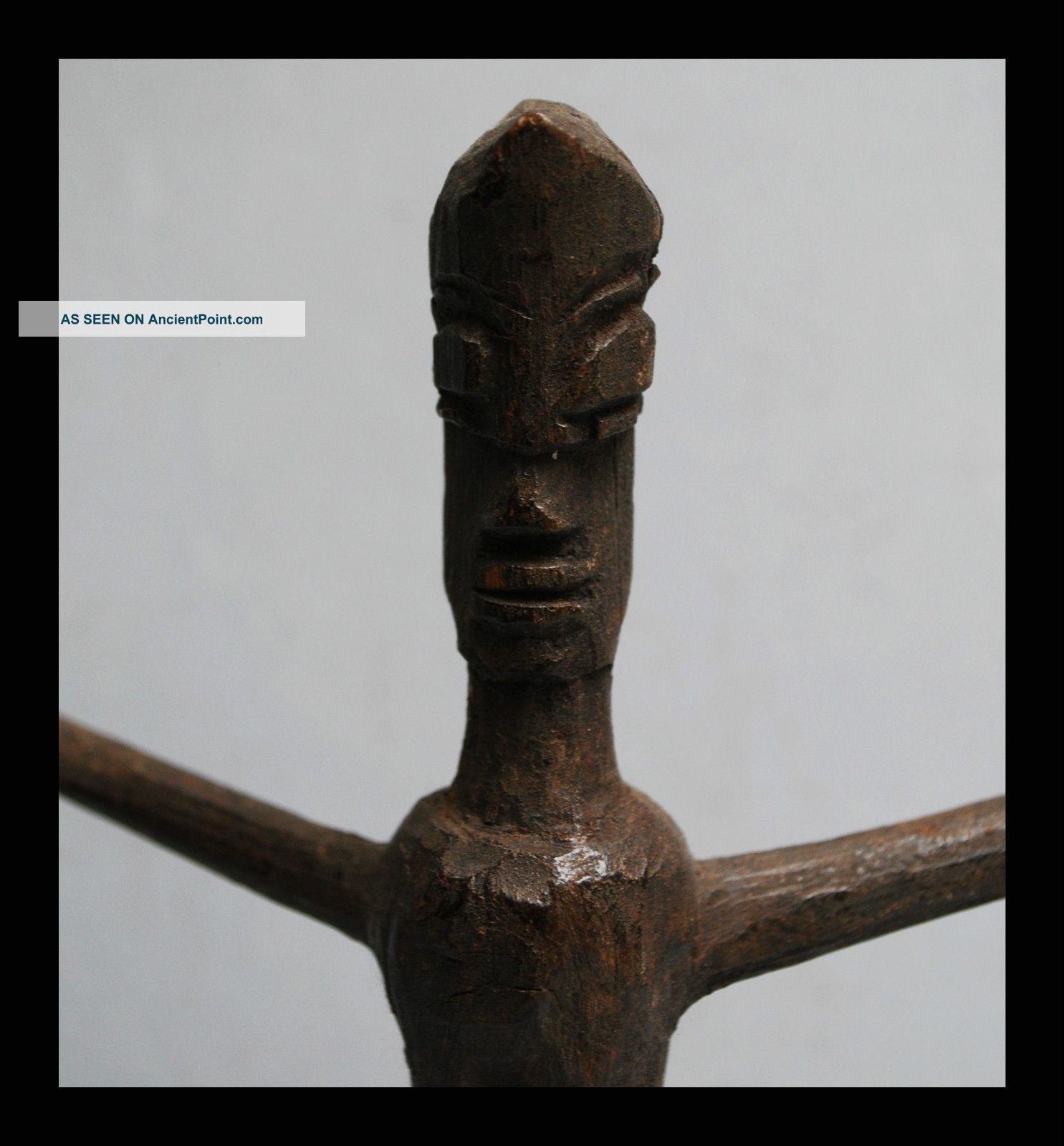 An Angular Lobi Thil Figure To Ward Off Misfortune,  From Burkina Faso Other photo