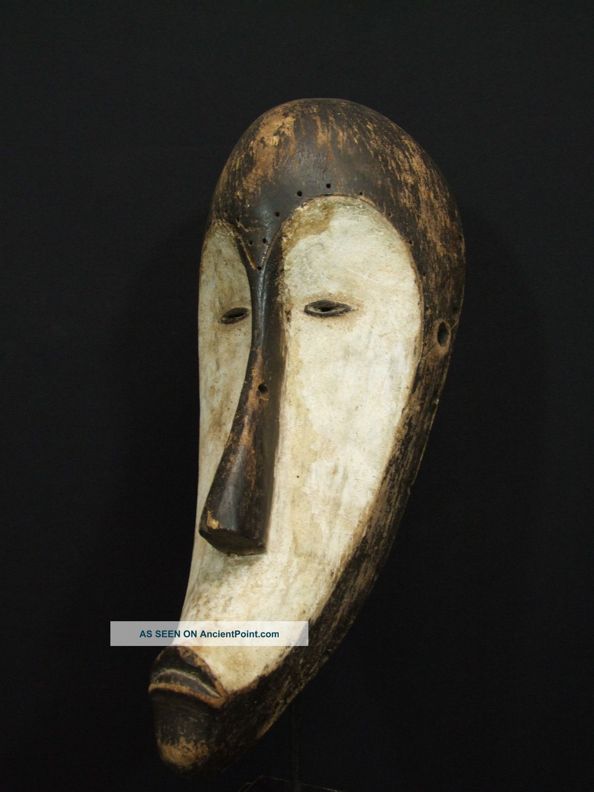 African Tribal Fang Ngil Mask Other photo